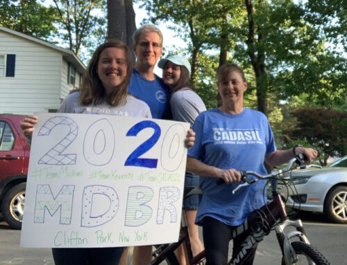 2020 Million Dollar Bike Ride a Success for CADASIL Research