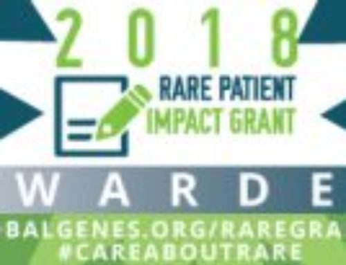 2018 Global Genes RARE Patient Impact Grant to benefit CADASIL