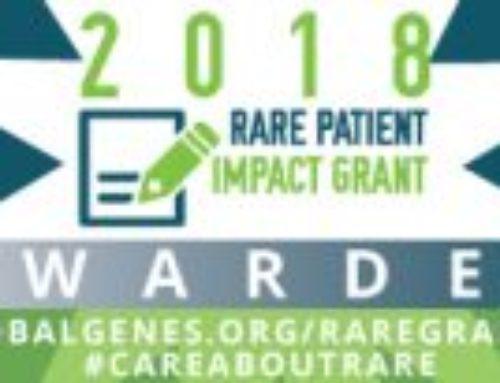 2018 Global Genes RARE Patient Impact Grant to benefit CADASIL