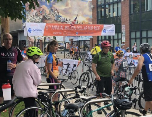 2019 Million Dollar Bike Ride a Success for CADASIL Research