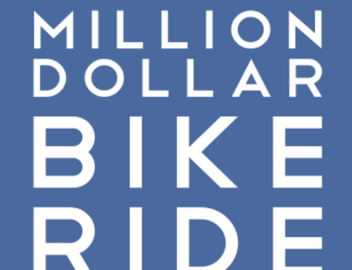 Million Dollar Bike Ride – Team CADASIL participating in 2019