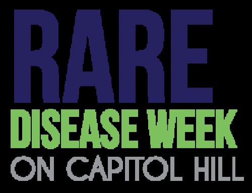 2017 Rare Disease Week in DC with RDLA