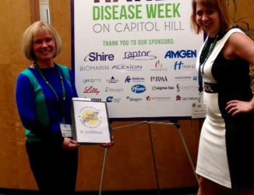 cureCADASIL Advocated for CADASIL Patients at 2016 Rare Disease Week on Capitol Hill