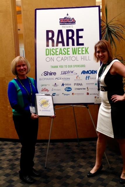 Rare Disease Week RDLA